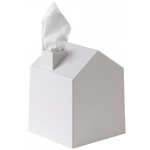 Casa - Tissue Cover, White