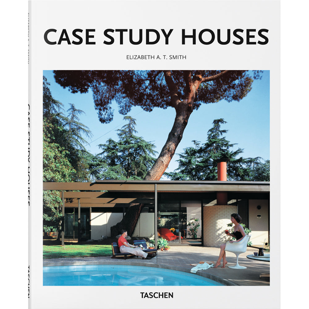Book - Case Study Houses By Elizabeth A.T. Smith