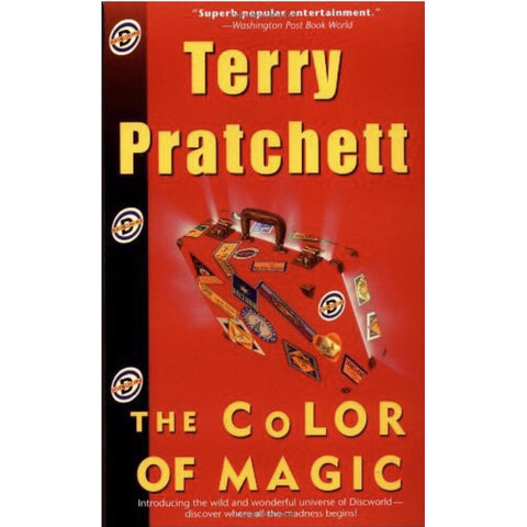 Book - The Color of Magic by Terry Pratchett