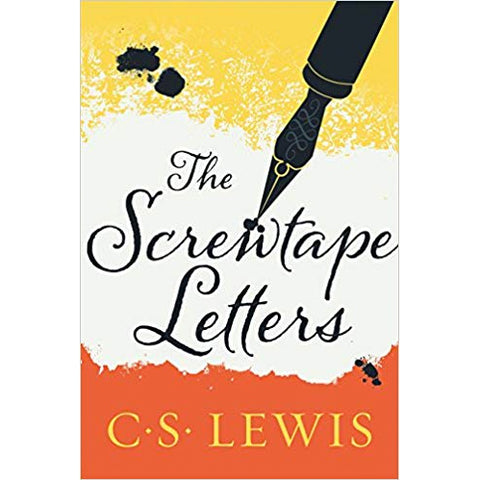 Book - The Screwtape Letters By C.S. Lewis