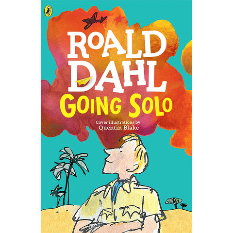 Book - Going Solo By Roald Dahl