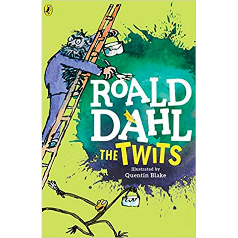 Book - The Twits By Roald Dahl