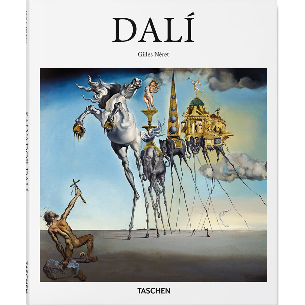 Book - Dali By Gilles Neret