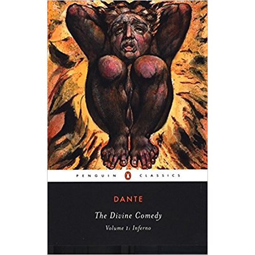 Book - The Divine Comedy by Dante
