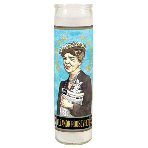 Candle - Secular Saint, Eleanor Roosevelt