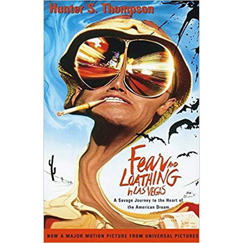 Book - Fear And Loathing In Las Vegas By Hunter S. Thompson