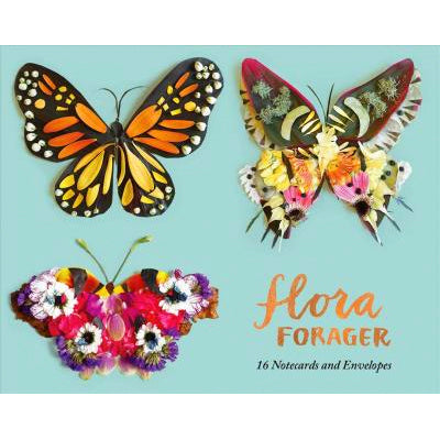 Notecards - Flora Forager