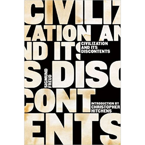Book - Civilization And Its Discontents by Sigmund Freud
