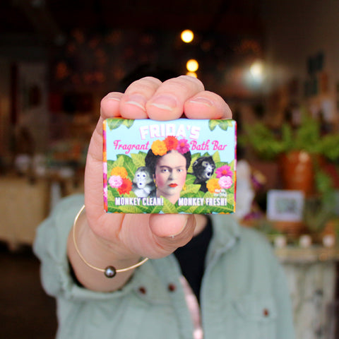 Soap - Frida's Fragrant Bath Bar