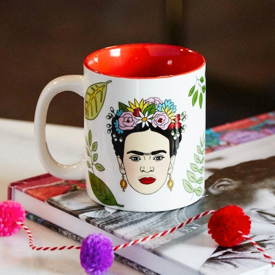 Mug - Frida Flower Crown
