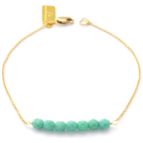 Jewelry - Bracelet: Friendship, Seafoam