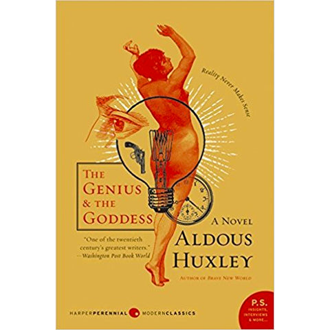 Book - The Genius & The Goddess By Aldous Huxley
