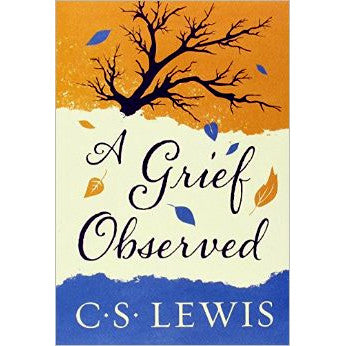 Book - A Grief Observed by C.S. Lewis