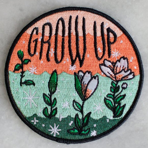 Patch - Grow Up