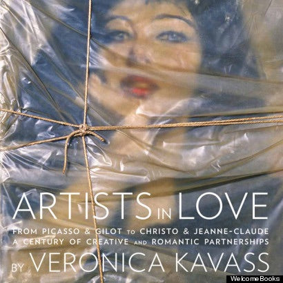 Book - Artists In Love By Veronica Kavass