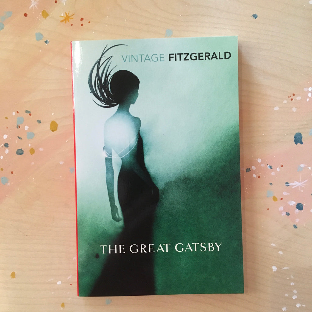 Book - The Great Gatsby By F. Scott Fitzgerald
