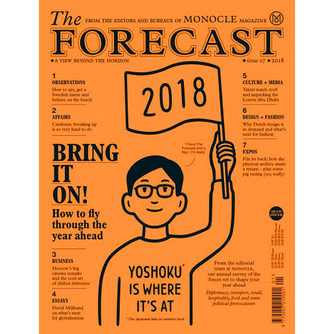 Magazine - The Forecast, Issue 07, 2018