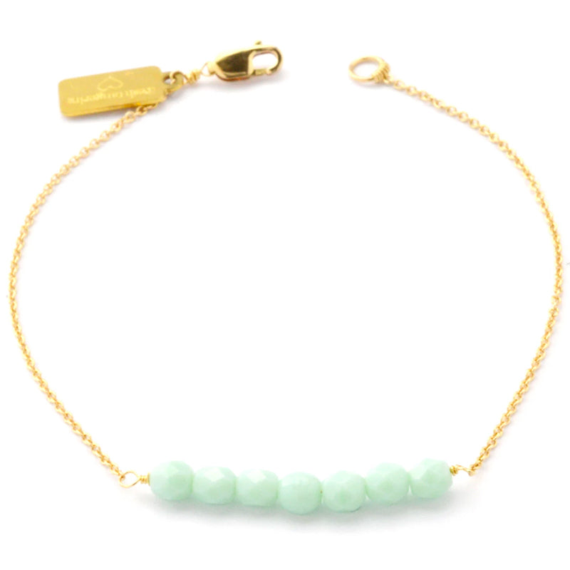 Jewelry - Bracelet: Friendship, Jade