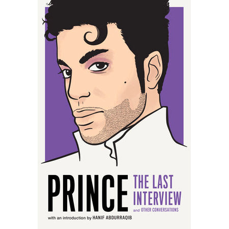 Book - Prince, The Last Interview And Other Conversations