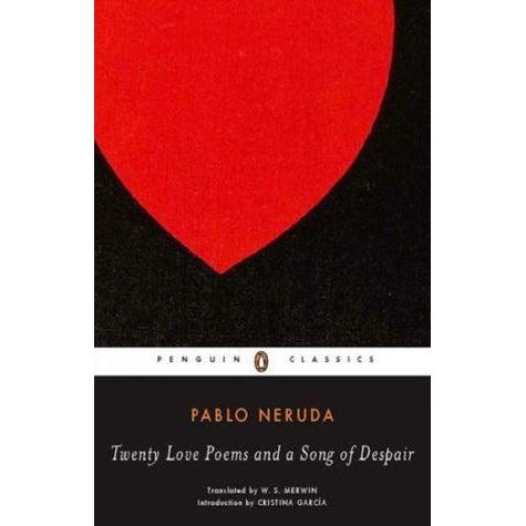 Book - Twenty Love Poems And A Song Of Despair by Pablo Neruda