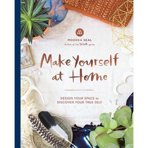 Book - Make Yourself At Home by Moorea Seal