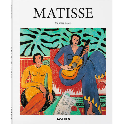 Book - Matisse By Volkmar Essers