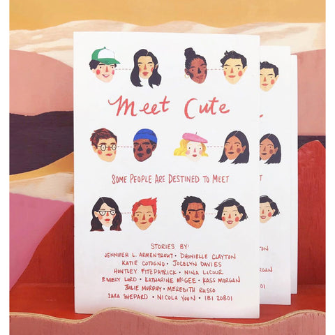 Book - Meet Cute: Some People Are Destined To Meet