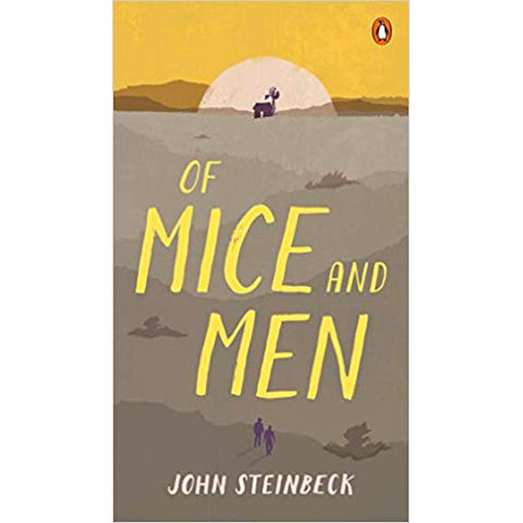 Book - Of Mice And Men By John Steinbeck