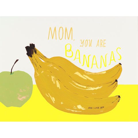 Card - You Are Bananas