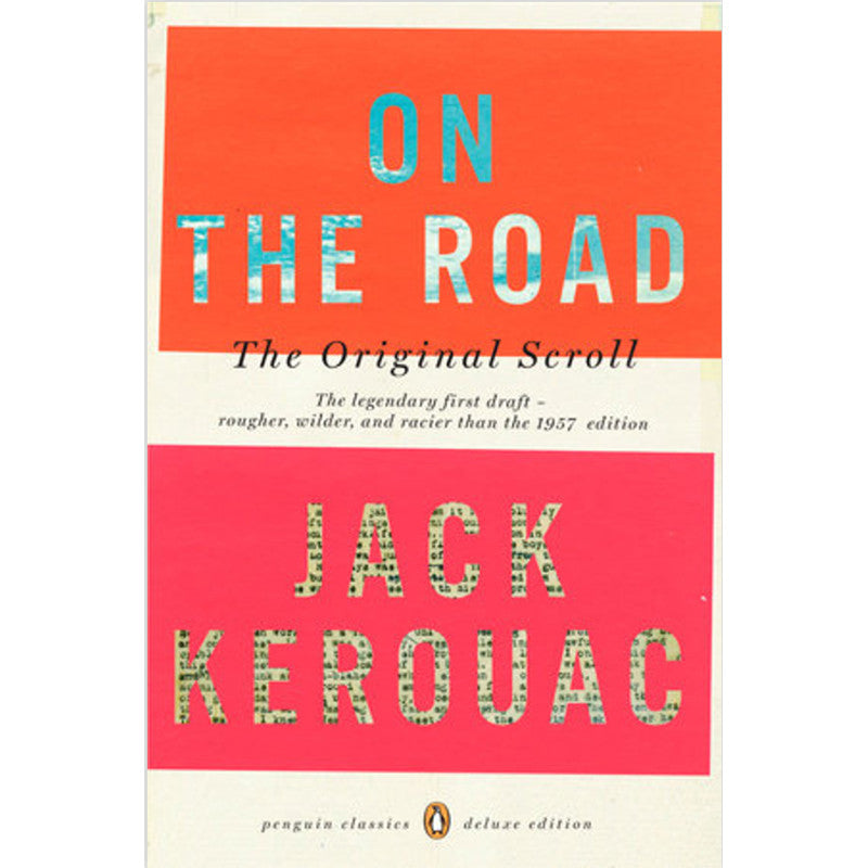 Book - On The Road by Jack Kerouac