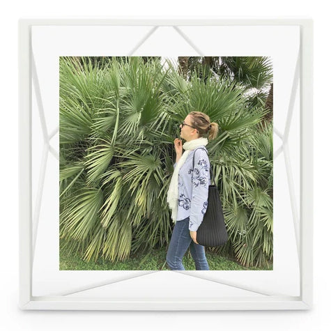 Photo Display - Prisma 4x4, White