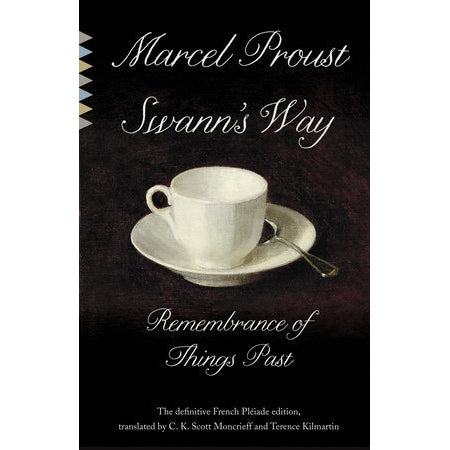 Book - Swann's Way By Marcel Proust