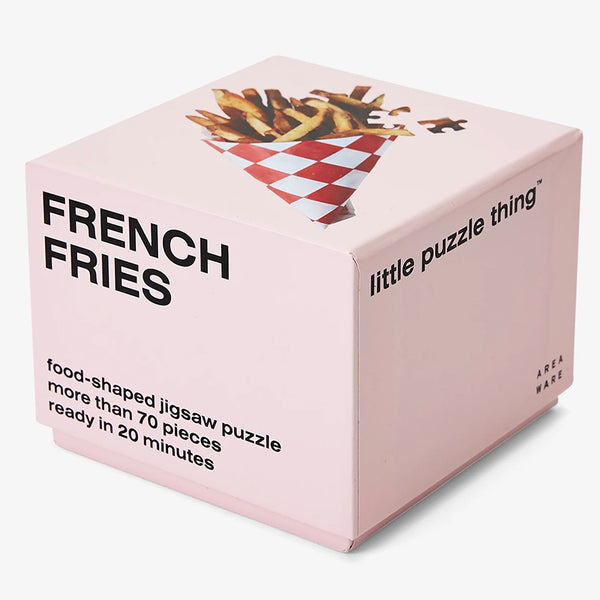 Puzzle - French Fries