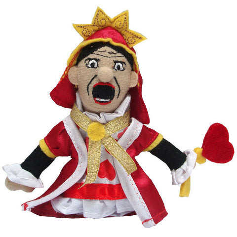 Finger Puppet Magnet - Queen Of Hearts