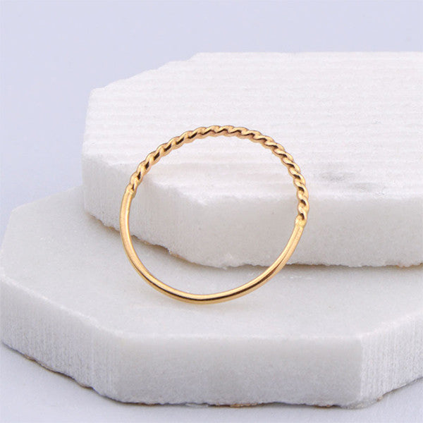 Jewelry - Stacking Ring, Beignet