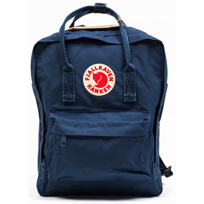 Backpack - Kanken, Royal Blue With Pinstripe