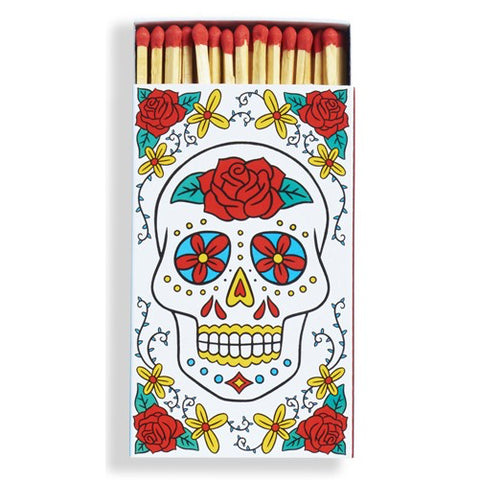 Matches - Sugarskull