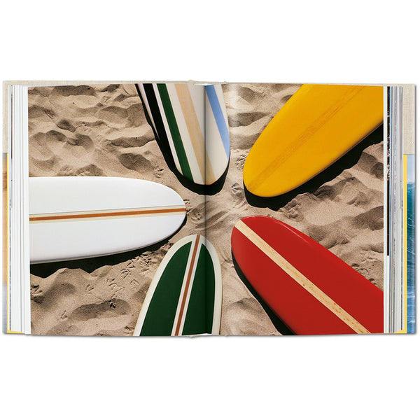 Book - Surf Photography By Leroy Grannis