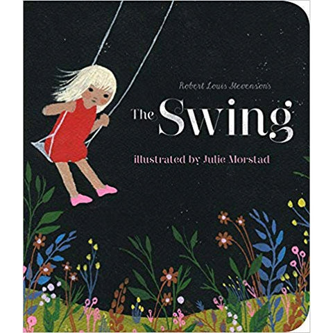 Book - The Swing by Robert Louis Stevenson