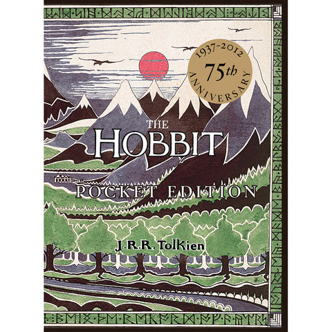 Book - The Hobbit, Pocket Edition by JRR Tolkien