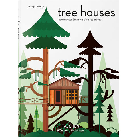 Book - Tree Houses By Philip Jodidio