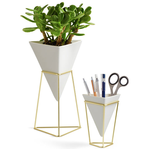 Trigg Tabletop Vessel, 2 Piece Set
