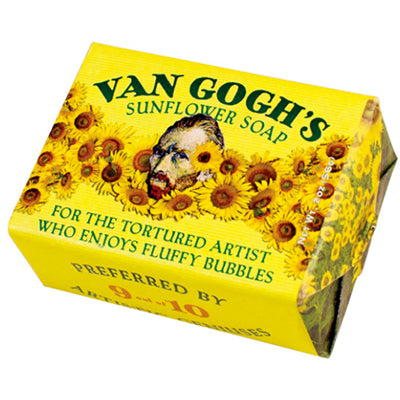 Soap - Van Gogh's Sunflower Soap