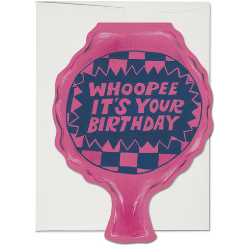 Card - Whoopee Cushion