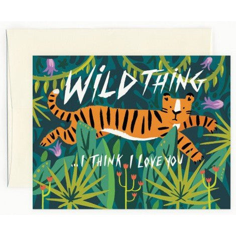 Card - Wildthing