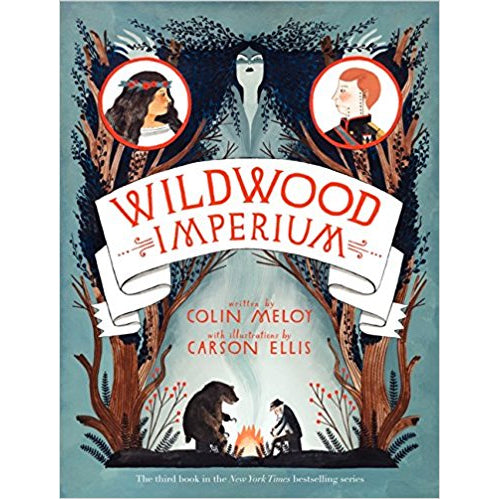 Book - Wildwood Imperium by Colin Meloy