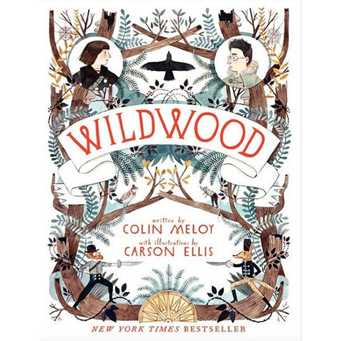 Book - Wildwood by Colin Meloy