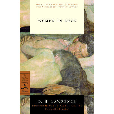 Book - Women In Love By D.H. Lawrence