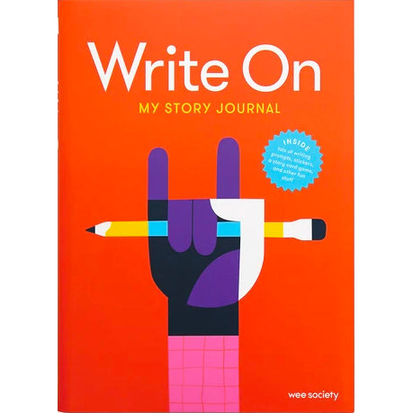Book - Write On By Wee Society