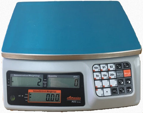 ACC-30 Coin Scale
